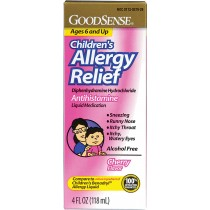Children's Cold and Allergy