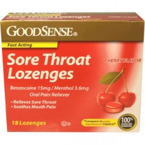Cough Drops/Sore Throat