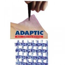 """Adaptic Non-Adhering Dressing 3"""" x 8"""" Sterile 3's"""