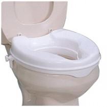 """Savanna Raised Toilet Seat 2"""" High"""