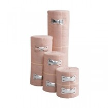 """""""Cardinal Health Elastic Bandage with Clip Closure, 3"""""""" x 5 yds Stretched, Non-Sterile"""""""