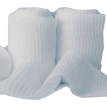 """""""Conforming Stretch Gauze Bandage 4"""""""" x 75"""""""", Unstretched, Sterile, Latex-Free"""""""