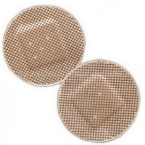 """Coverlet Spots Oval Adhesive Bandage 1-1/4"""""""