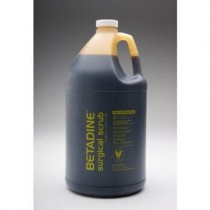 Betadine Solution 10% 1 Gallon Bottle